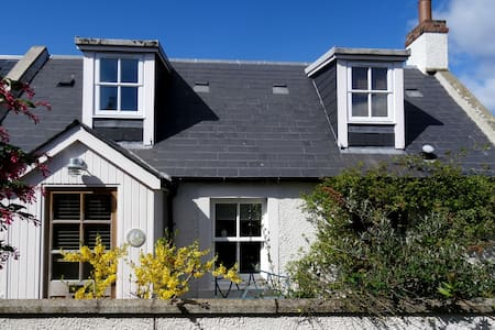 TERN COTTAGE - Holiday cottage with a difference! - Findhorn - บ้าน