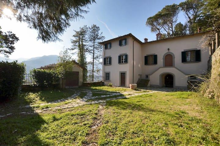 Villa Barsanti di Terzone - Oasi di tranquillità