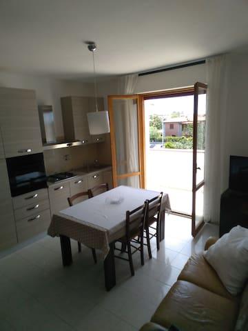 Appartamento in villetta a schiera - Bagno di Gavorrano - Departamento