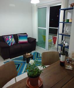 Apartamento no centro de Itajaí - Itajaí