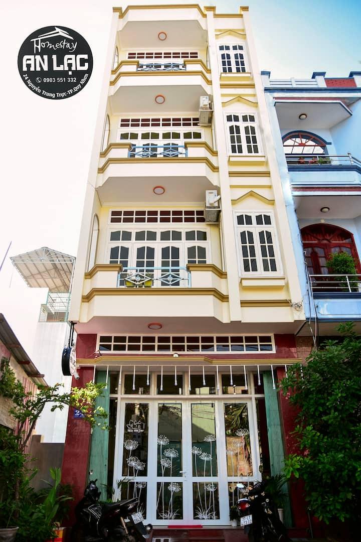 An Lạc Homestay Quy Nhơn_Phòng Tập thể T3