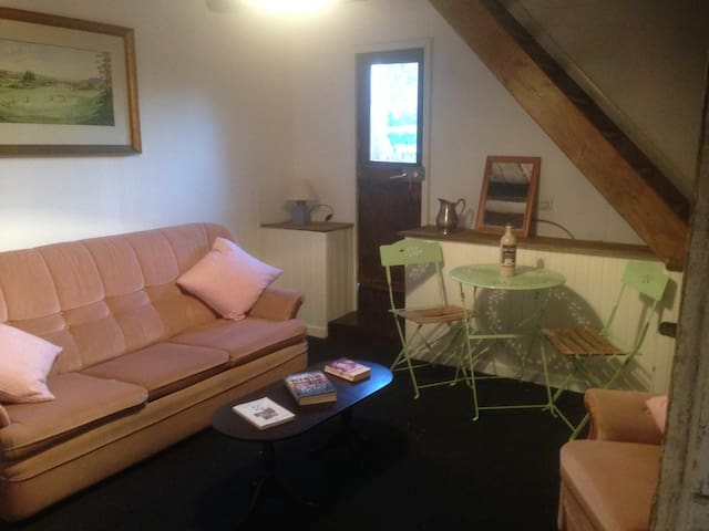 Studio in French countryside - Meyronne - Bed & Breakfast