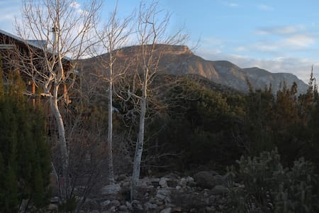 Mountain Escape & Fresh Scones - Placitas