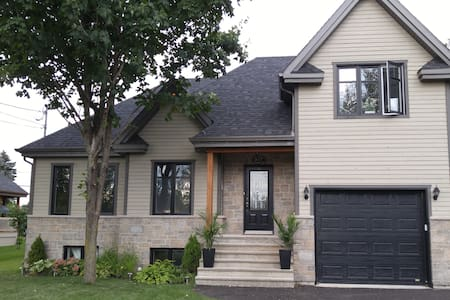 Beautiful House near river - Saint-Jean-sur-Richelieu - Casa