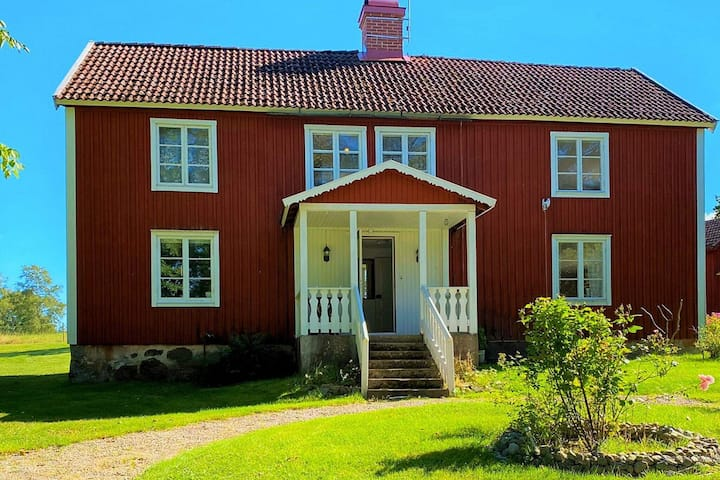 6 person holiday home in Vetlanda