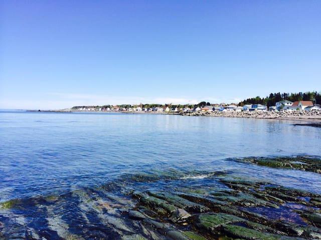 La Brise de Mer, maison de plage - Saint-Ulric - Rumah