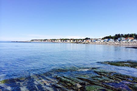 La Brise de Mer, maison de plage - Saint-Ulric - Haus