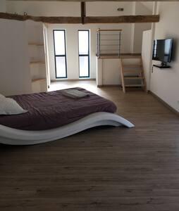 Bel appartement chaleureux - Briatexte - Byt