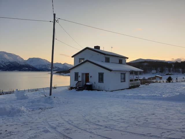 Grandma Astrid's house