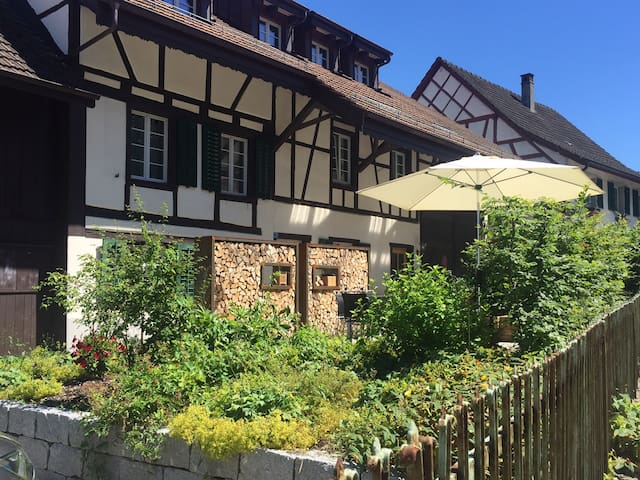 BnB In The Green - Rüdlingen - 家庭式旅館