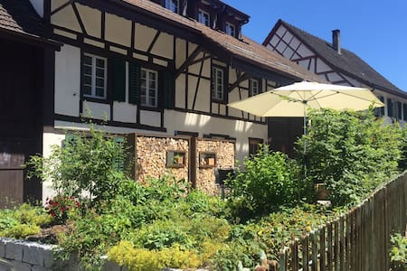 BnB In The Green - Rüdlingen - 一軒家