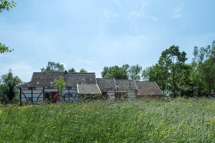 B&B Kamer in vakwerkboerderij Hoeve Hurpesch