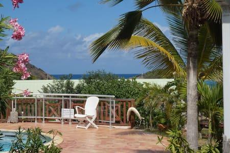 Superbe bungalow face Pinel. 50m2 - Saint Martin