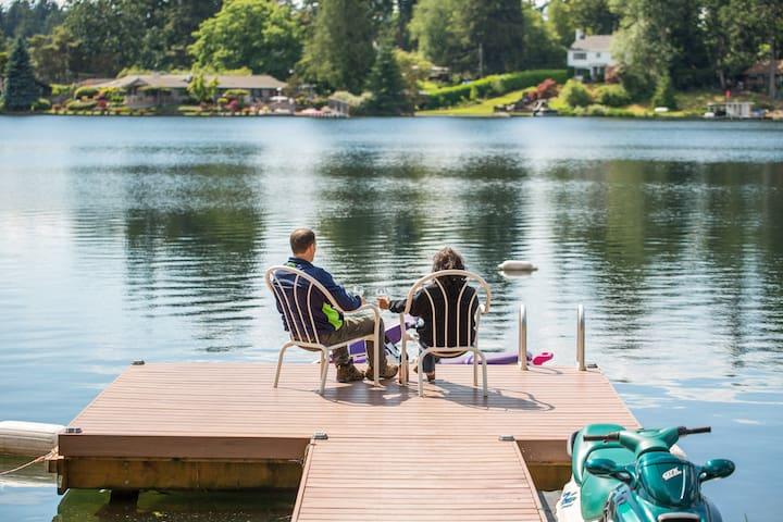 Lakefront Retreat - Lakewood - Pis