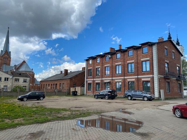Church Hill Apartments