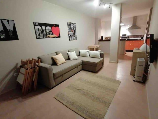 Apartamento en la Sierra de Cádiz