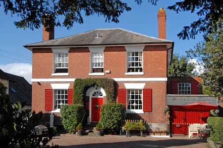 Holly House B&B, Room 1,Rouge - Hereford - Bed & Breakfast