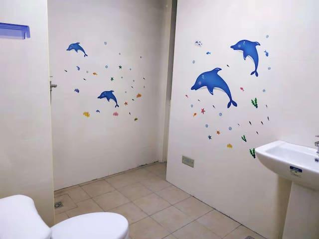 房间独立卫生间