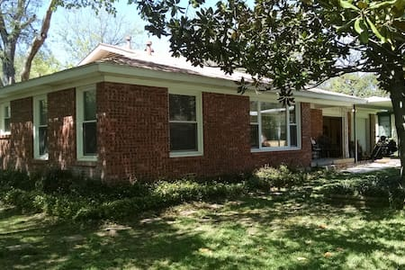 New Listing 1 - quiet and welcoming - Richland Hills - Hus
