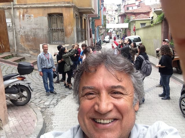 Balat History with Prof. Seckin - イスタンブール - アパート
