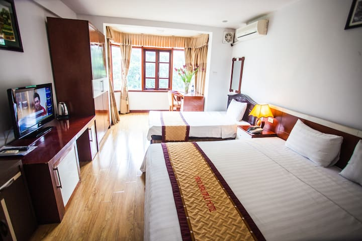 Nice and Large Room in Central of the Old Town - Hanoi - Boutique-hotell