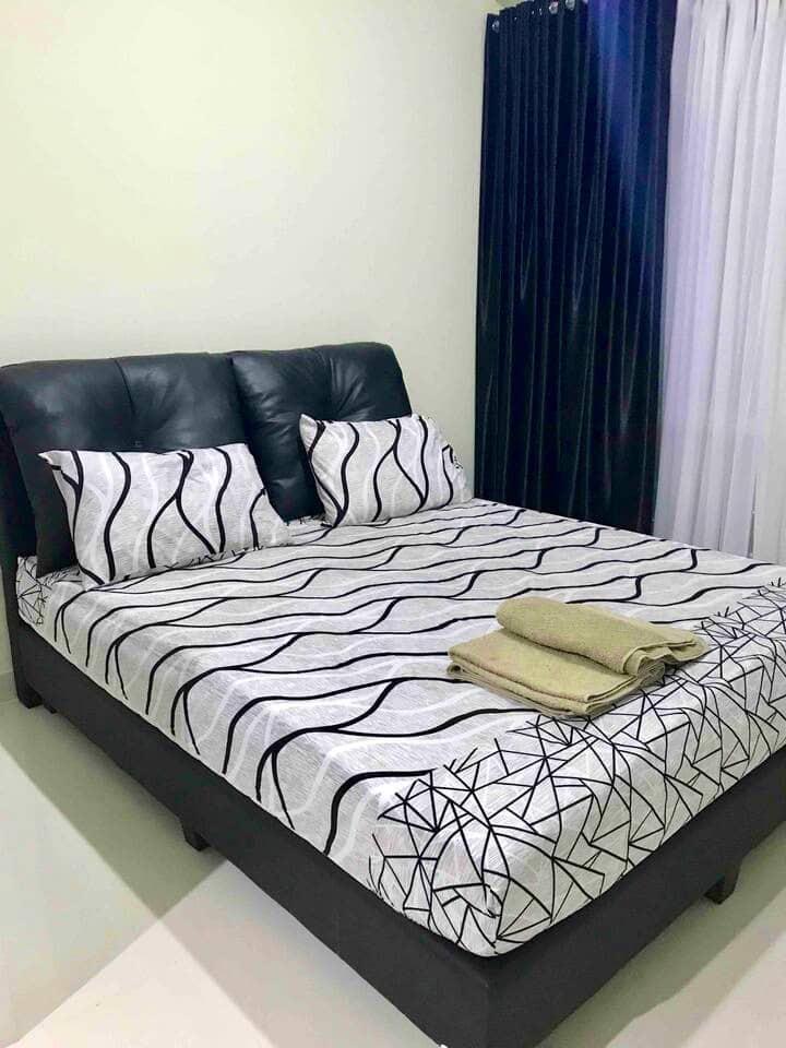 Cozy High Floor Studio in Luxury Apartement-2