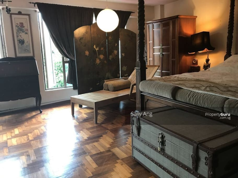 En Suite Luxurious Master Bedroom Houses For Rent In Singapore Singapore Singapore