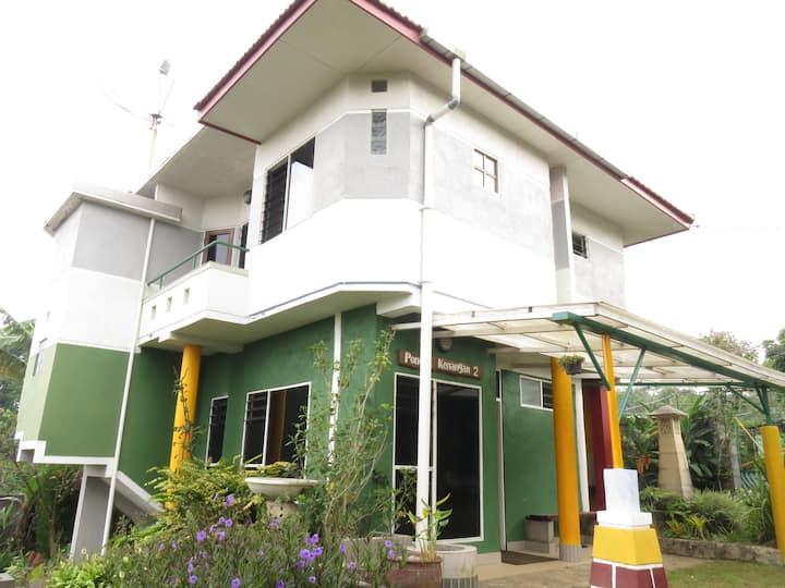 Bandungan Villa with a view - Pondok Kenangan 2