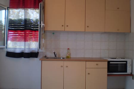 Full furnished studio - Psachna - Apartment