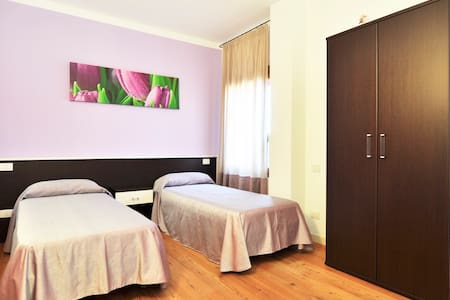 Double room with two single beds - Quarto d'Altino