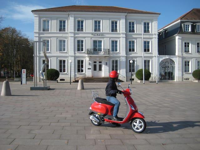 Zweibrücker Rathaus