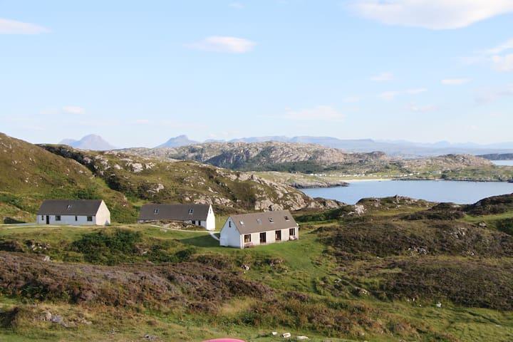 Fern Cottage - Magical sea views!