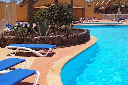 DUPLEX DESIGN 105. Fuerteventura - Huis