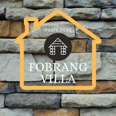 Fobrang Villa Destination Of Peace Private Bedroom