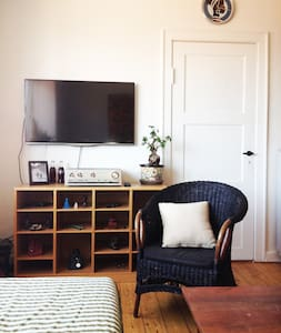 Nice & cosy - Cph, Frederiksberg - Frederiksberg - Apartment