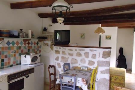 Studio et jardin en Provence - Artignosc-sur-Verdon