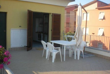 Appartamento in residence con piscina - Maratta - Wohnung