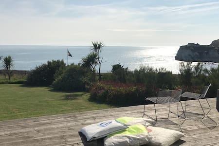 Marine Villa - stunning sea views.