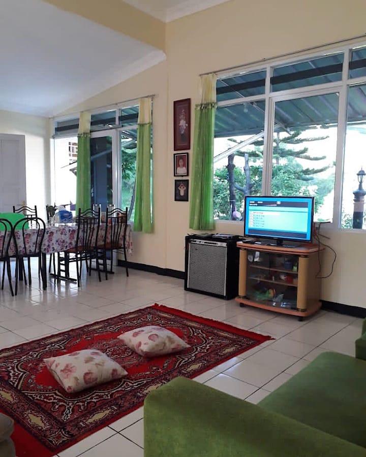 Villa Pondok Maheda Keke