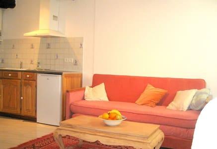 Apartement au centre du village - Saint-Paul-en-Forêt