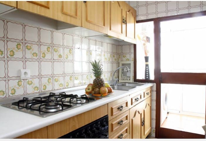 Bedroom private Wifi TV Parrking free in street - Cordoba - Appartement