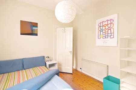 Bright Double Room, Dublin - Dublin