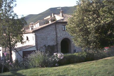Parte di casale in campagna Umbra - Montecchio