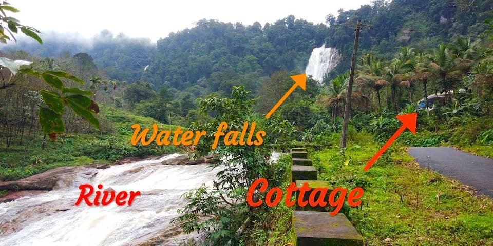 Munnar River View Cottage