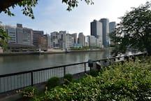 6mins to Tenmabashi, Near USJ Osaka Castle Namba