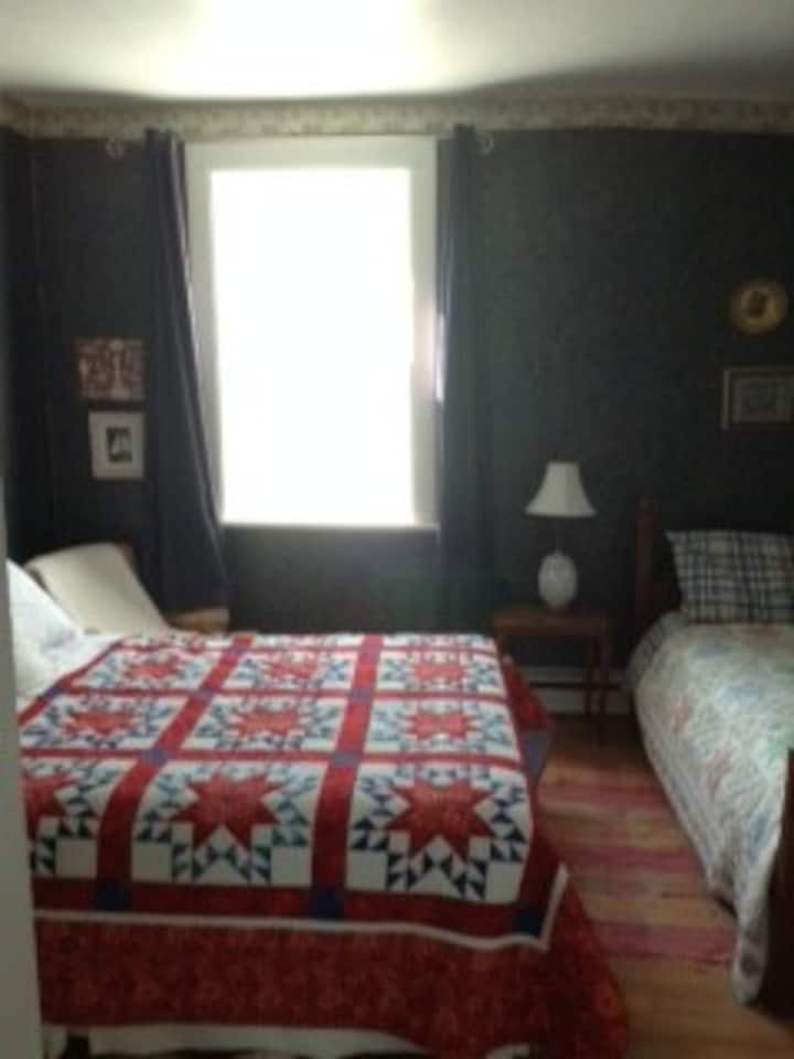 Nautical Room ~ The Quilter's Inn B & B