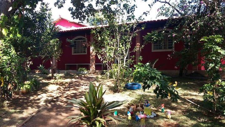 Casa Serra do Cipó MG