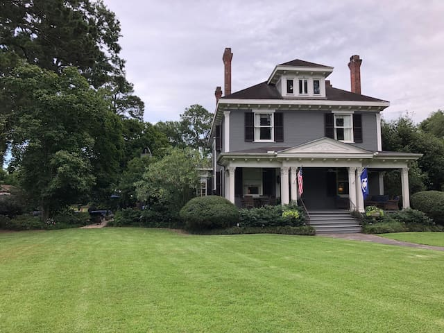1901 Historical Home's Guest Cottage
