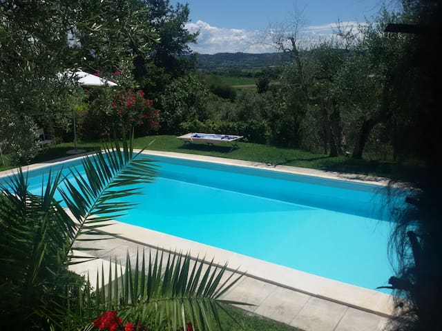 A Beautiful Cottage with private Swimming Pool