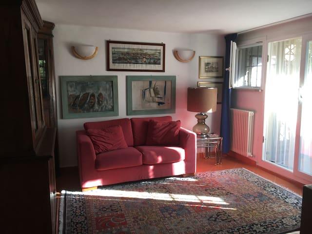House's double room